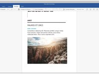 Imagem 9 do Word para Windows 10