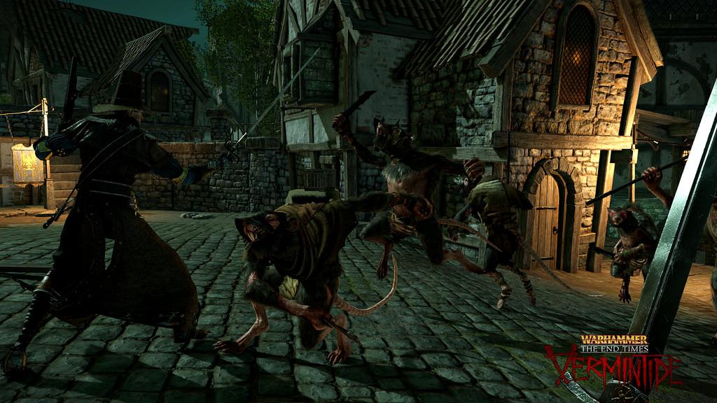 Com foco na ação cooperativa, vem aí Warhammer The End Times: Vermintide