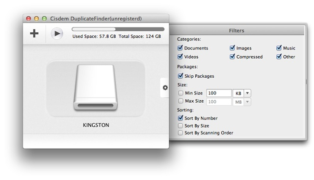 Cisdem DuplicateFinder - Imagem 2 do software