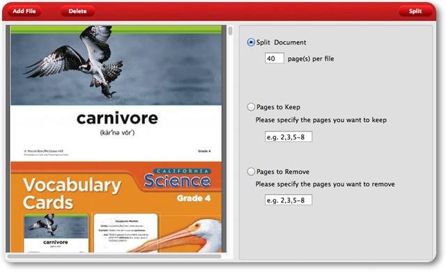 Cisdem PDFToolkit - Imagem 3 do software