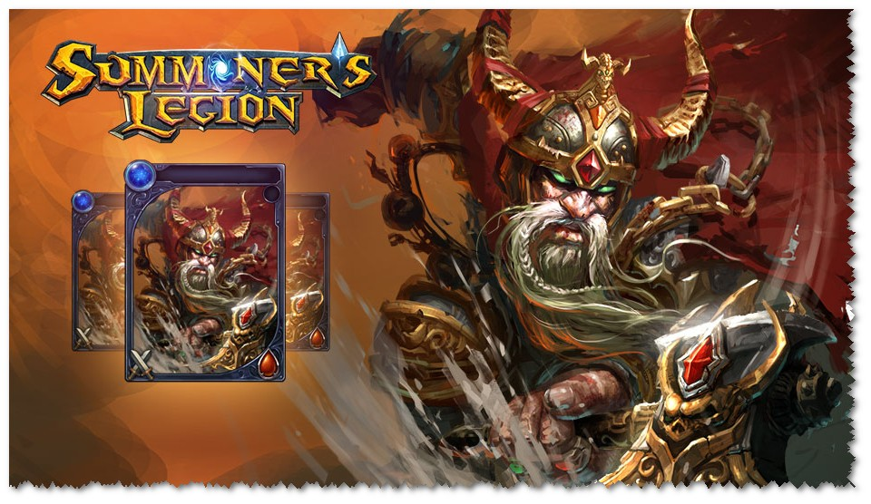 Summoner`s Legion - Imagem 1 do software