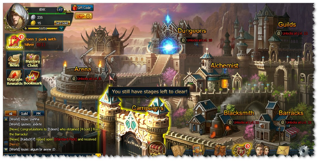 Summoner`s Legion - Imagem 5 do software