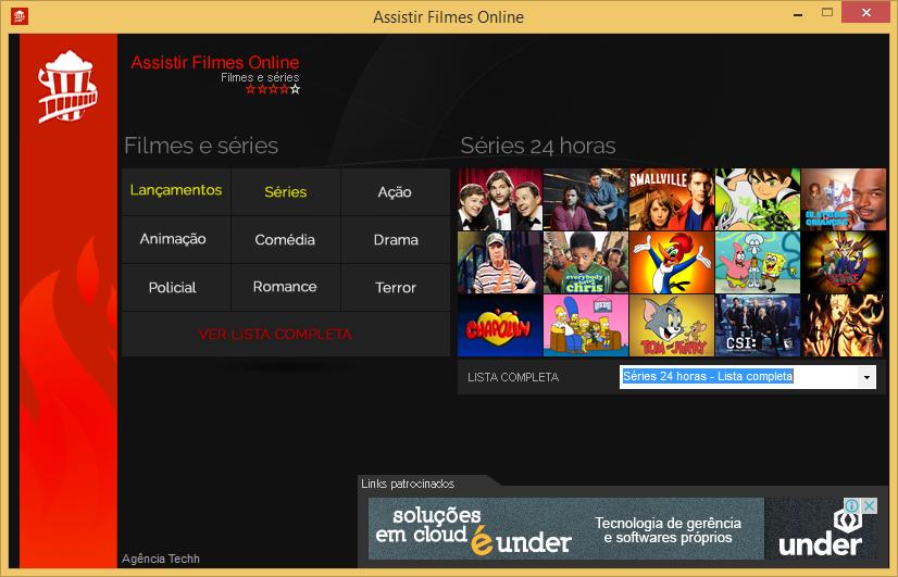ver filmes series online gratis