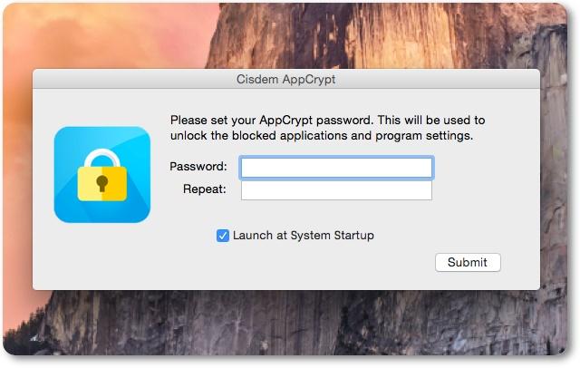 Cisdem AppCrypt - Imagem 1 do software