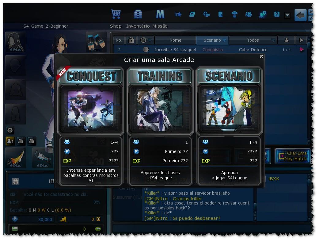 S4 League - Imagem 6 do software