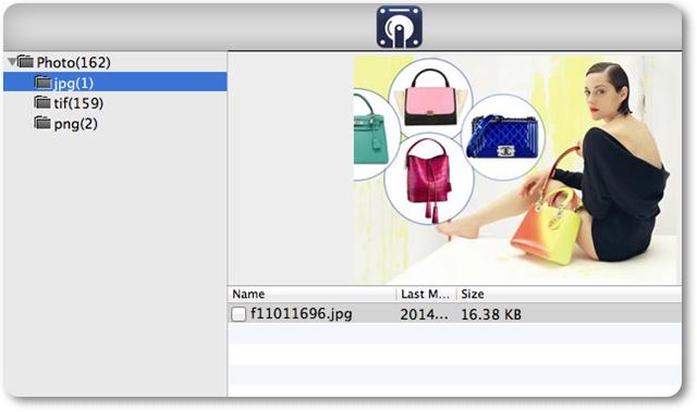 Cisdem DataRecovery - Imagem 3 do software