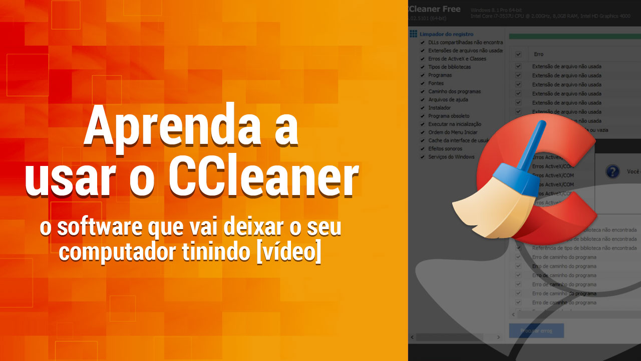 Aprenda a usar o ccleaner e deixe o seu computador tinindo vdeo aprenda a usar o ccleaner e deixe o seu computador tinindo vdeo tecmundo stopboris Image collections