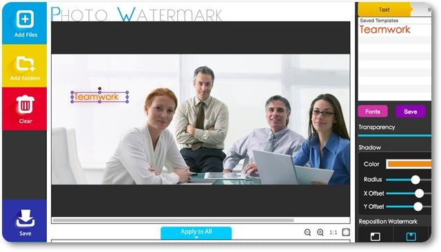 Voilabits PhotoWatermark - Imagem 2 do software