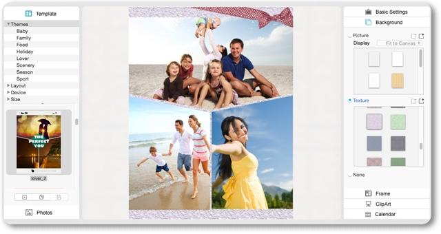 Voilabits PhotoCollageMaker - Imagem 1 do software