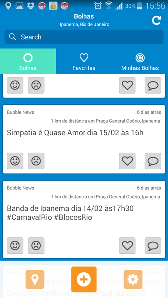 BubbleApp - Imagem 2 do software