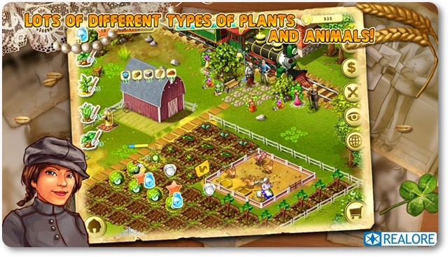 Farm Up - Imagem 1 do software