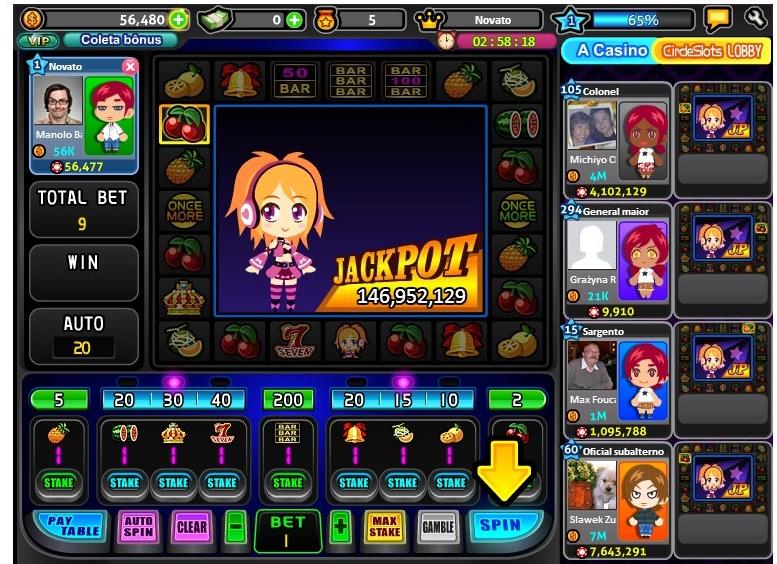 lets vegas casino slots roulette en facebook