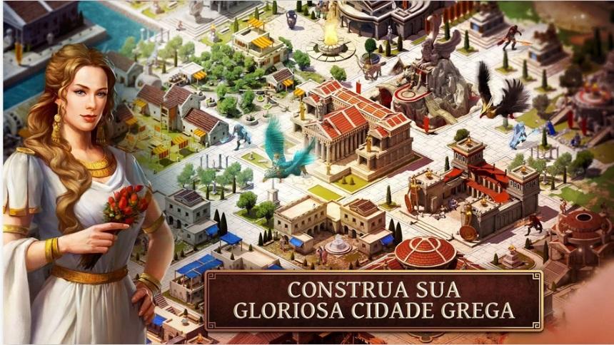 Age of Sparta - Imagem 2 do software
