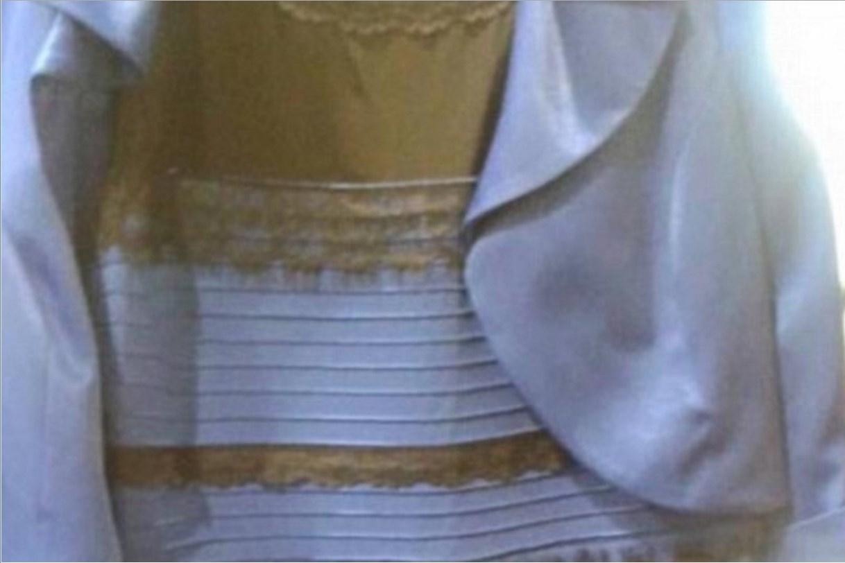 Polemica do vestido azul ou branco