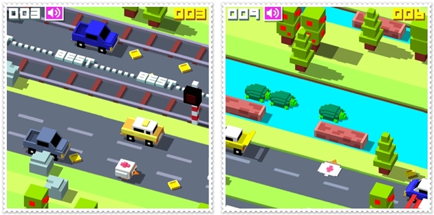 Road Crossing - Imagem 1 do software