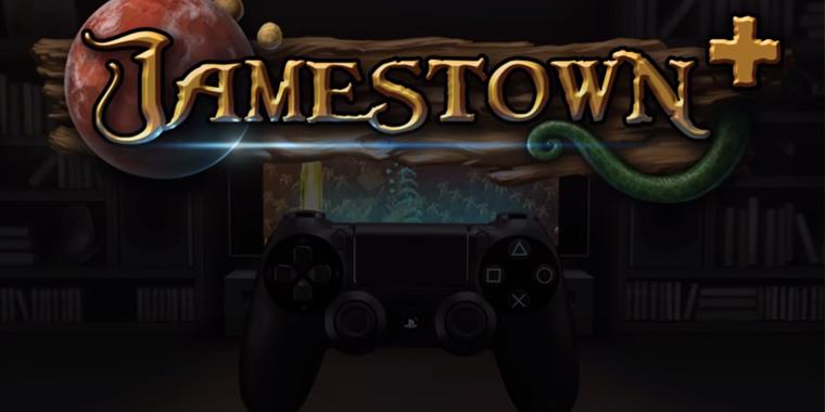 Jamestown +