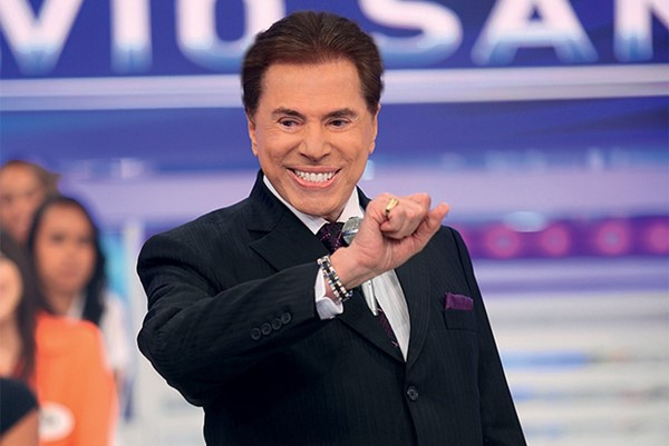 Depois da assinatura vitalícia da Netflix, Silvio ganha TV Ultra HD 4K