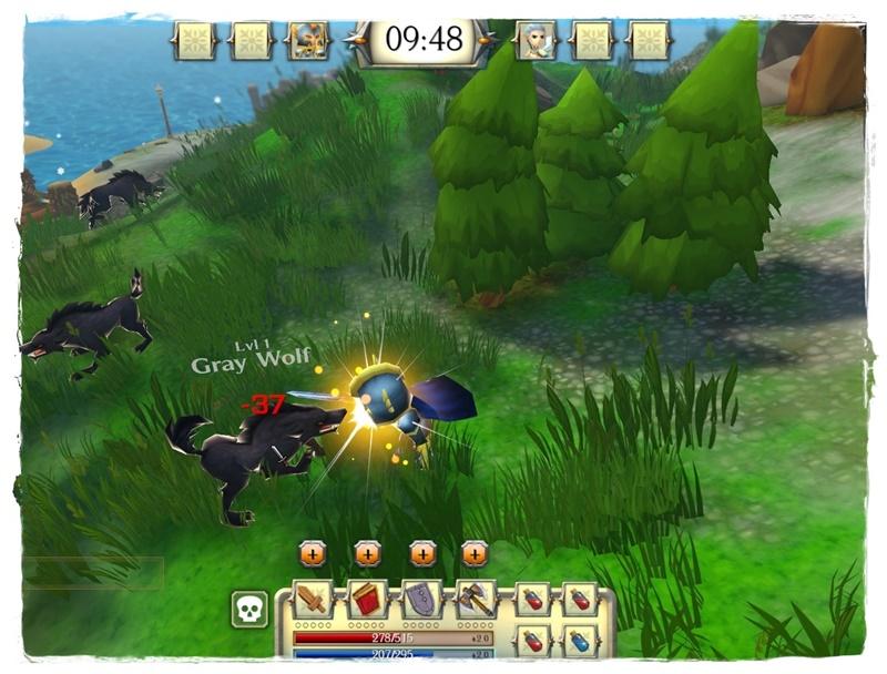 Heroes of Rune - Imagem 1 do software
