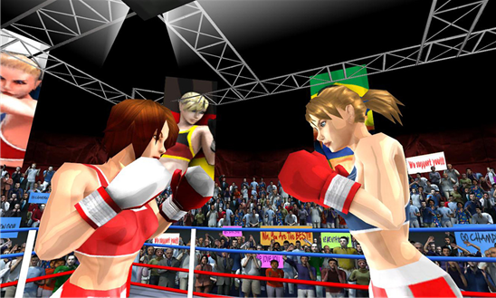 Woman Fists For Fighting WFx3 - Imagem 1 do software