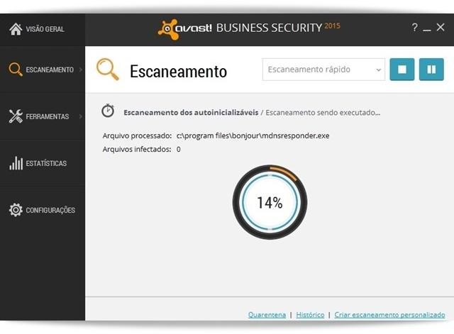 Avast for Business - Imagem 3 do software