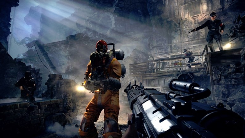 Wolfenstein: The Old Blood é anunciado só digital e para a nova geração