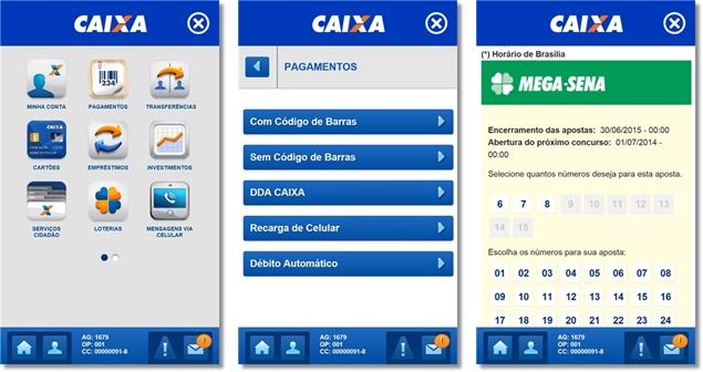 CAIXA - Imagem 1 do software