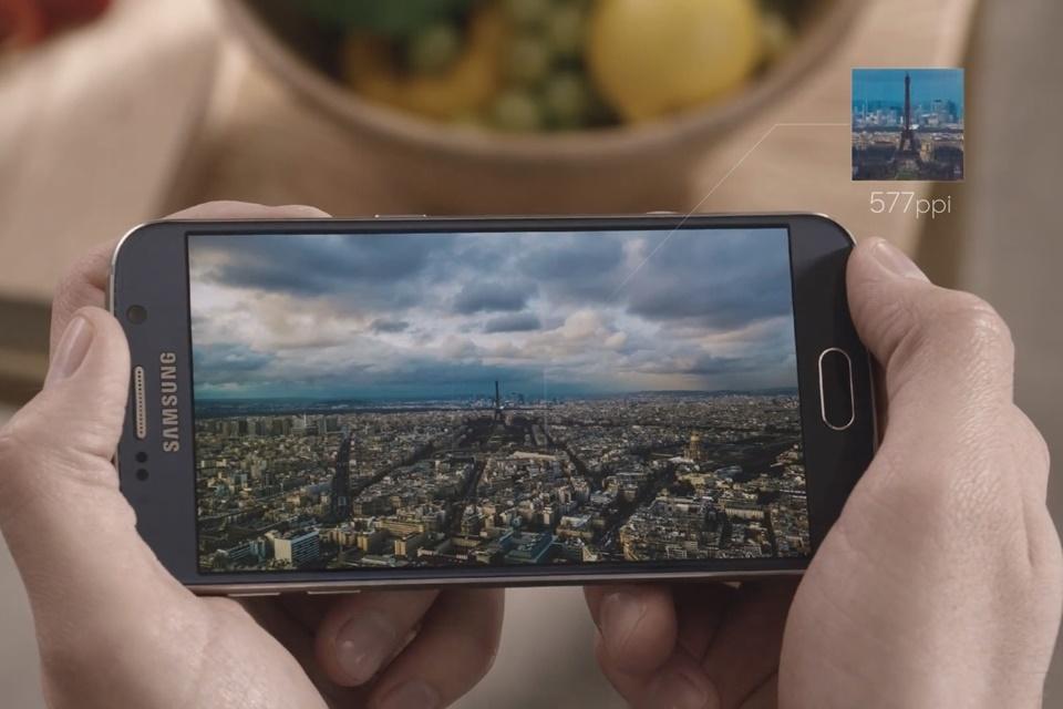 Samsung publica hands-ons oficiais do Galaxy S6 e S6 Edge [vídeos]