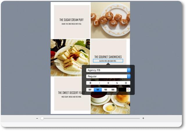 Posterist - Imagem 2 do software