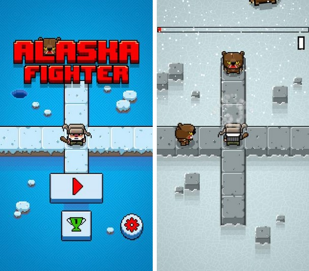 Alaska Fighter - Imagem 1 do software