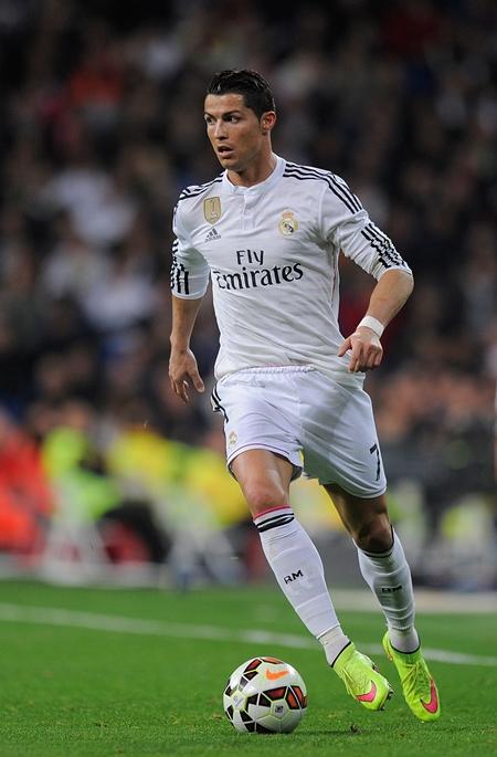 Ronaldo vill sla peles malrekord