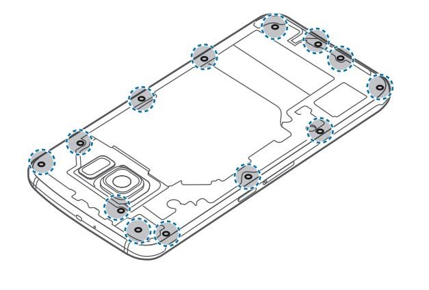 Manual do Galaxy S6 ensina a remover a 'bateria não