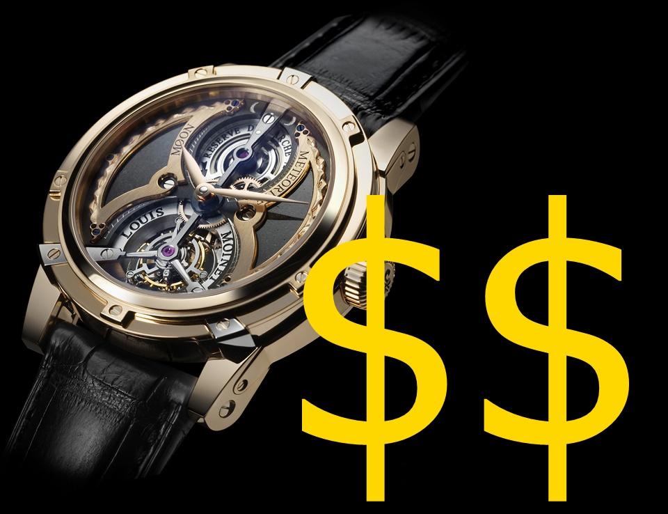 0c52b672b16 Prepare o bolso para os 10 relógios mais caros do mundo - TecMundo