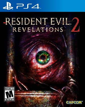 Resident Evil: Revelations 2 - Episode 4: Metamorfose
