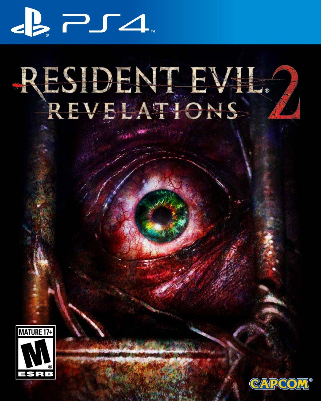Resident Evil: Revelations 2 - Episode 4: Metamorfose