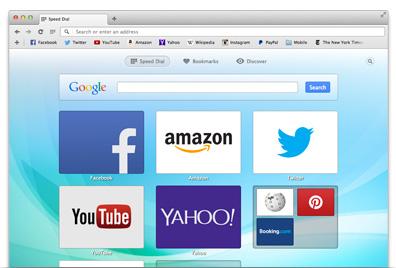 Opera - Imagem 2 do software
