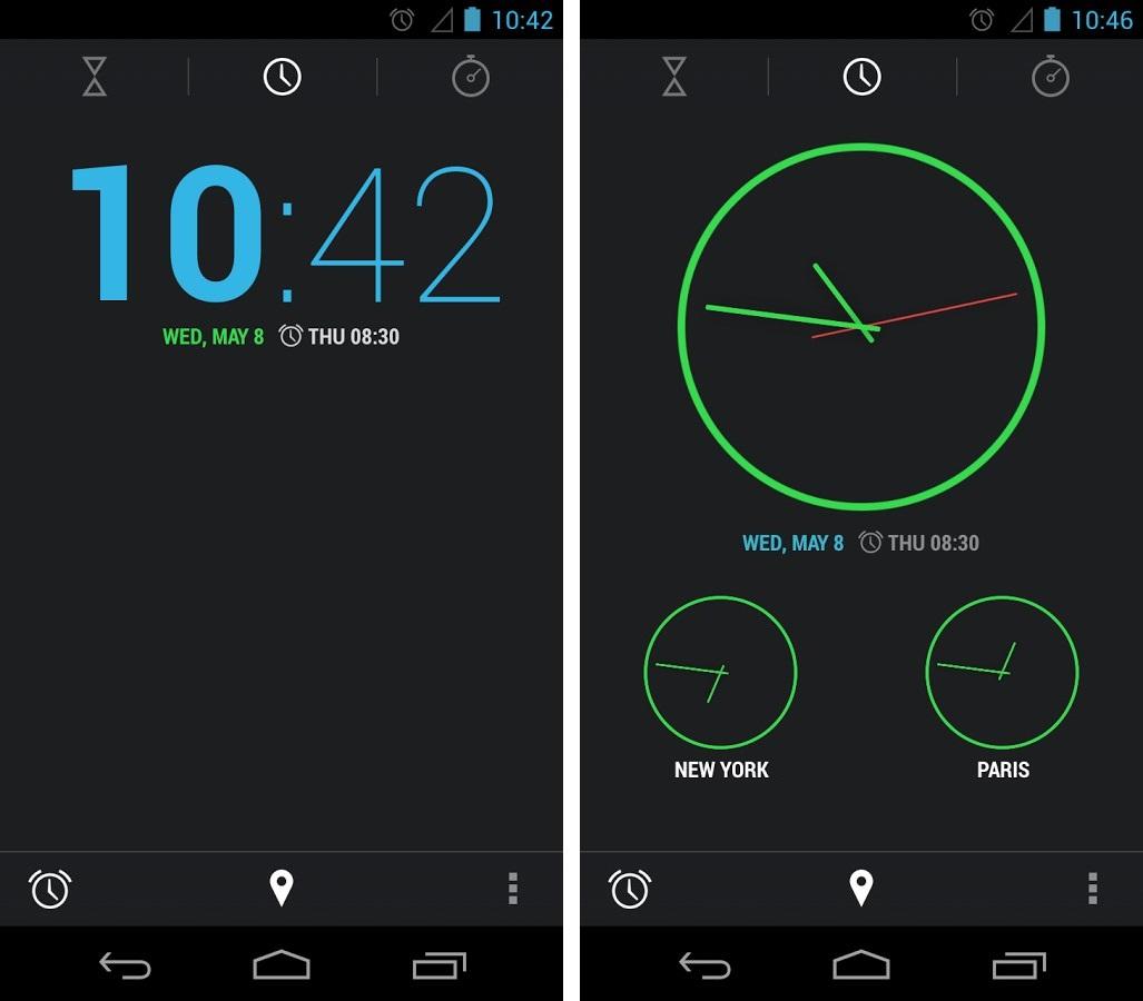 Clock JB+ - Imagem 1 do software