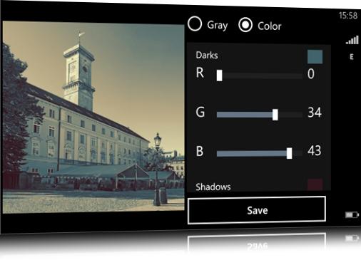 Fifty photos shades - Imagem 1 do software