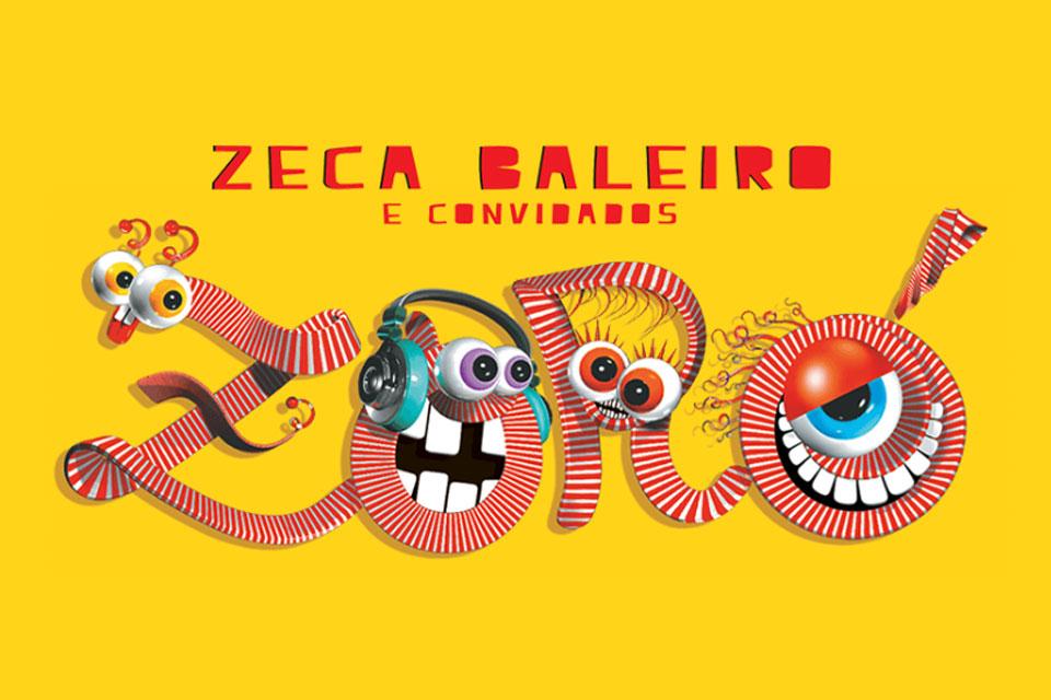 ZECA BAIXAR DO BALEIRO CD NOVO