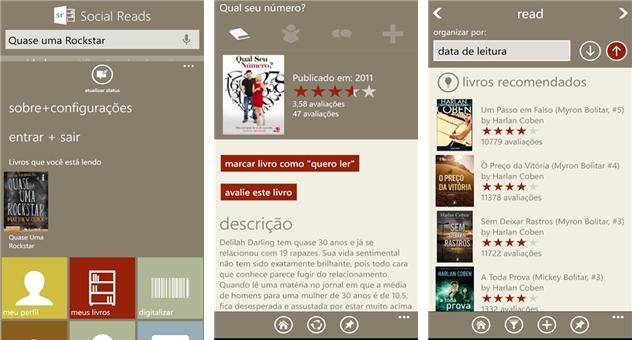 Social Reads - Imagem 1 do software