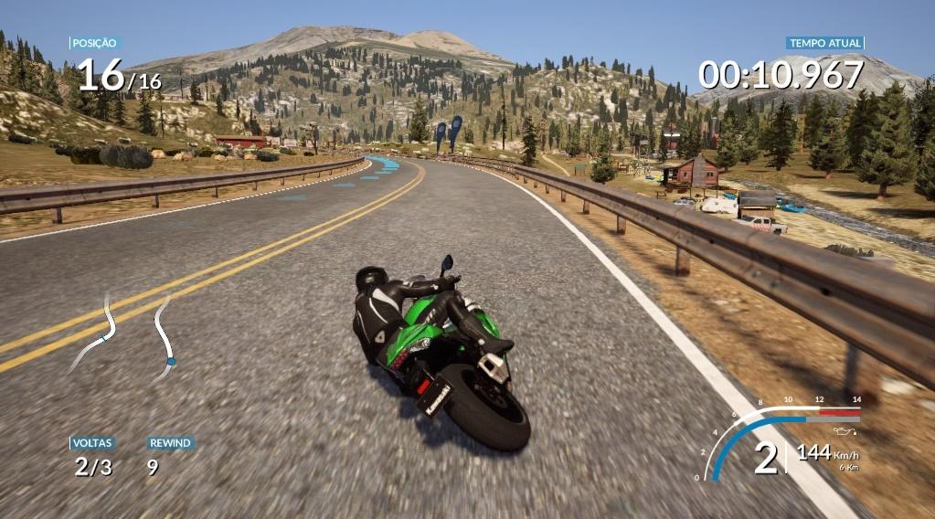 Ride DEMO - Imagem 1 do software