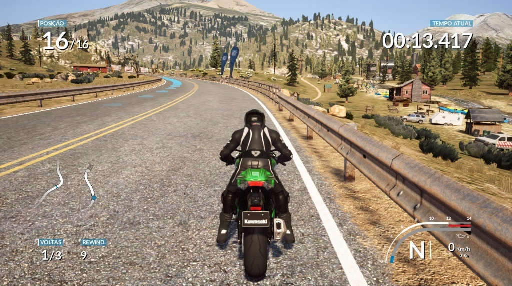 Ride DEMO - Imagem 2 do software
