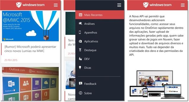 Notícias do Windows Team Beta - Imagem 1 do software