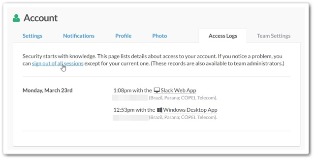 Slack - Imagem 3 do software