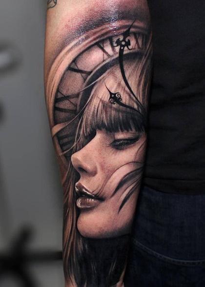 Mais 16 tatuagens 3d que v o impressionar voc mega curioso for Is a d ointment good for new tattoos