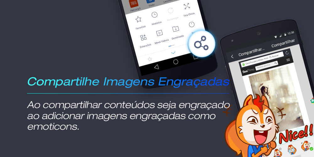 UC Browser for Android - Imagem 3 do software