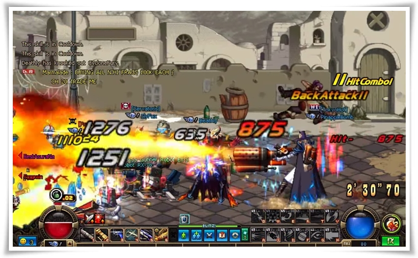 Dungeon Fighter Online - Imagem 1 do software