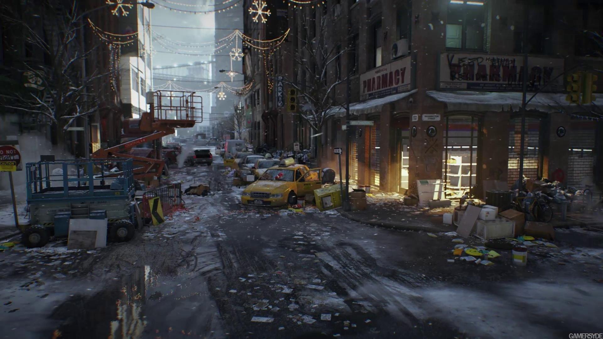 Artista gráfico de The Division publica imagens do seu trabalho [galeria]