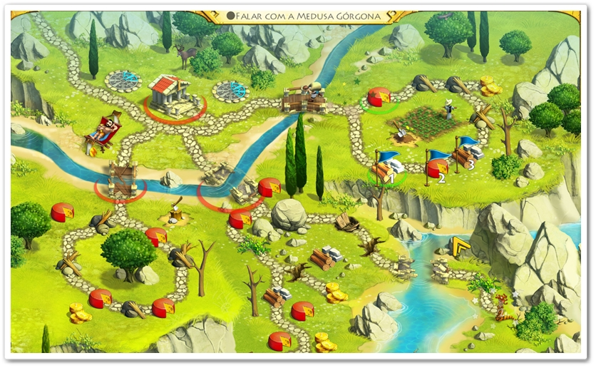 12 Labours of Hercules - Imagem 1 do software