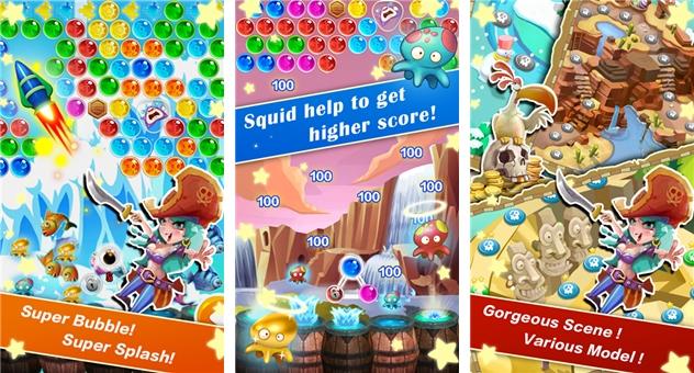 Bubble Pirates - Imagem 1 do software