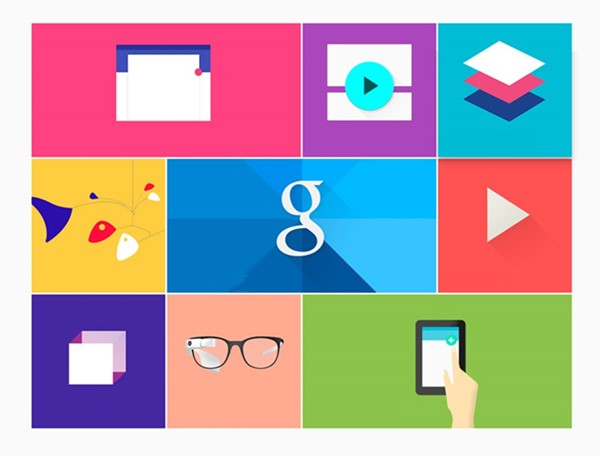 20 apps do Android que já usam o Material Design da Google